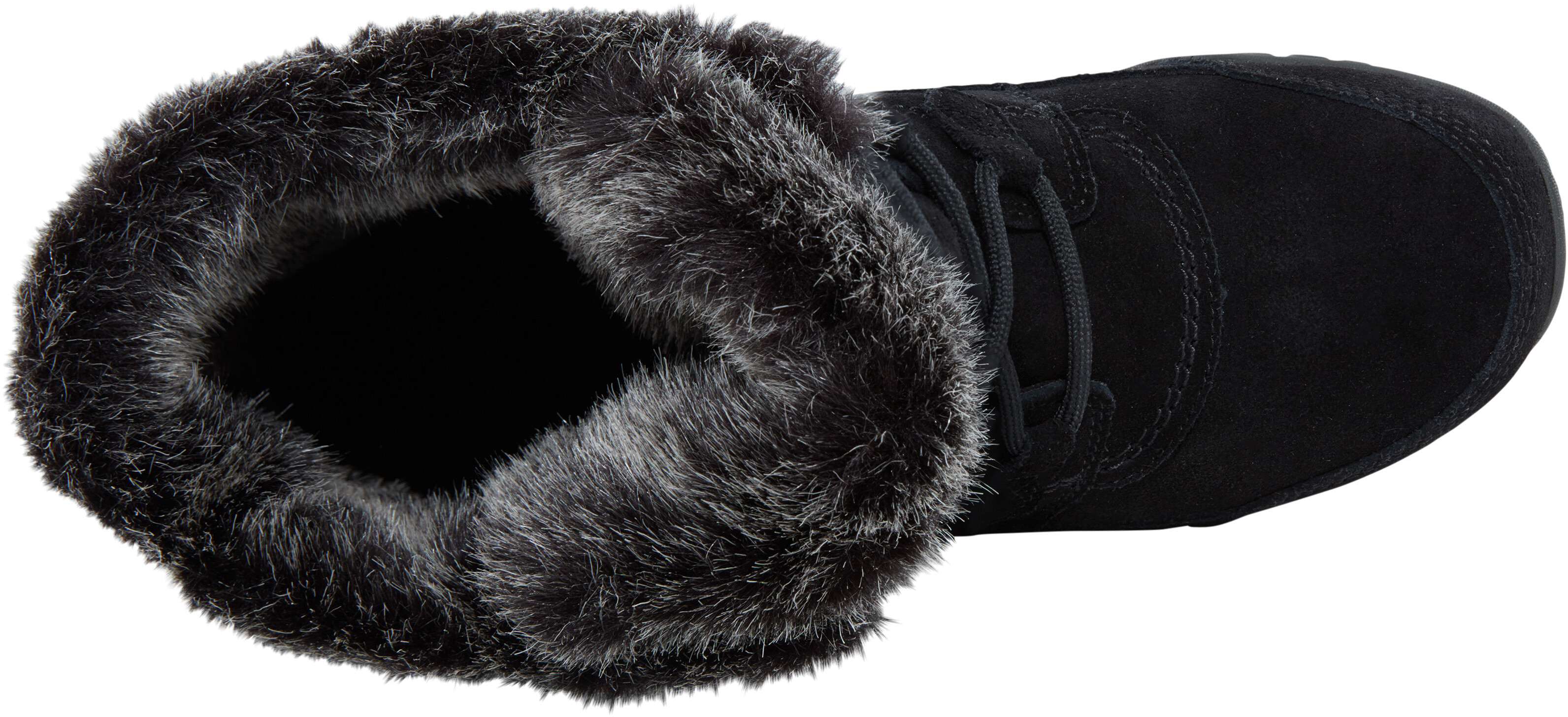 The North Face Nuptse Purna Ii Boots Women Grey Black At